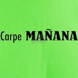 Carpe Manana T-Shirt