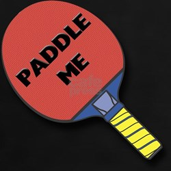 Paddle Me Ping Pong Tee