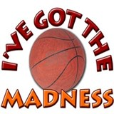 College Basketball- I've got the Madness! Mug