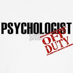 Off Duty Psychologist T