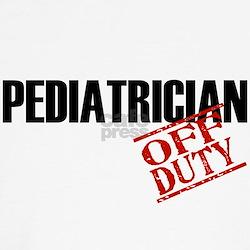 Off Duty Pediatrician Shirt