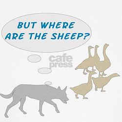 Where Are The Sheep? v2 Shirt
