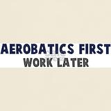 Aerobatics T-shirts