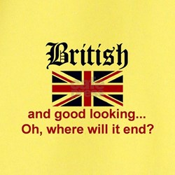 Good Looking British T