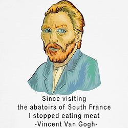 Famous Vegetarian T