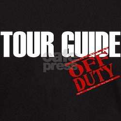 Off Duty Tour Guide T-Shirt
