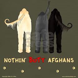 Nothin' Butt Afghans T-Shirt