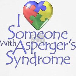 Someone w/Asperger's T