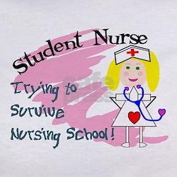 Nursing student Tee