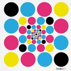 Print dots (CMYK) (02. standard) T