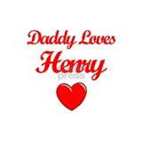 Daddy Loves Henry  Mug