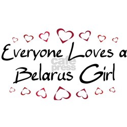 Belarus Girl Shirt