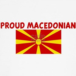 PROUD MACEDONIAN Shirt
