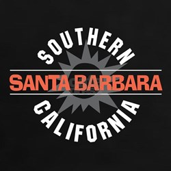 Santa Barbara California Tee