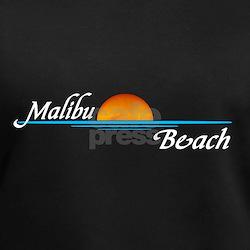 Malibu Beach Sunset Shirt
