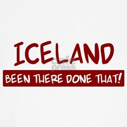Iceland (been there) Tee
