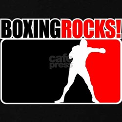 Boxing Rocks! T