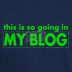 blog t-shirt T-Shirt