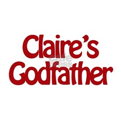 Claire's Godfather Shirt