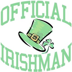 OFFICIAL IRISHMAN Tee