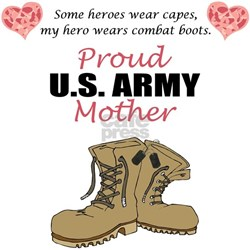 Proud US Army Mother Tee