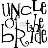 Uncle of the Bride Graffiti Mug
