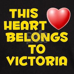 This Heart: Victoria (D) T-Shirt