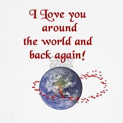 I Love You Around The World