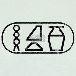 """""""Beer"""" Hieroglyphic T"""