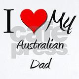 Australian flag Baby Bodysuits