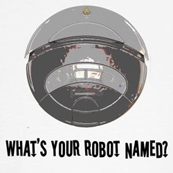 What's your robot named? Tee