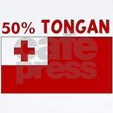 Tongan Baby Bodysuits