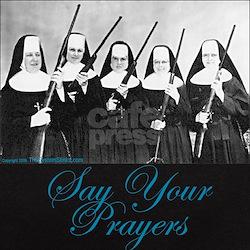Say Your Prayers Tee