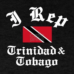 I rep Trinidad and Tobago T-Shirt