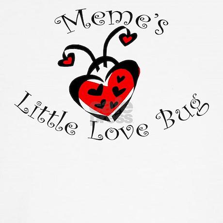 Memes Love Bug Ladybug T Shirt By Grandparentlove