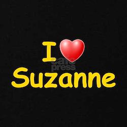 I Love Suzanne (L) T