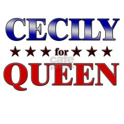 CECILY for queen Shirt