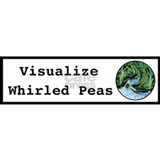 Visualize Whirled Peas Small Mug