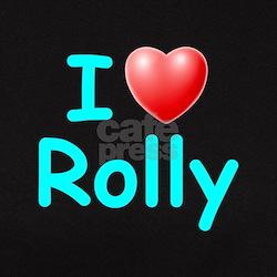 I Love Rolly (Lt Blue) Tee