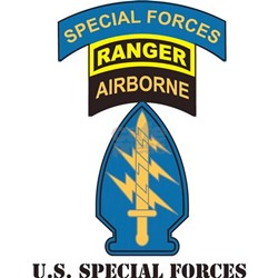 SF Patch Ranger Tab Special Shirt