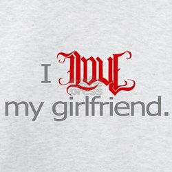 Girlfriend Love/Hate T-Shirt