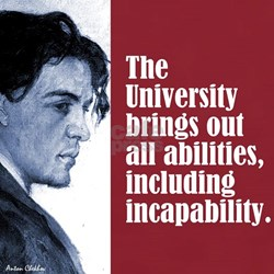 """Chekhov """"University"""" T-Shirt"""