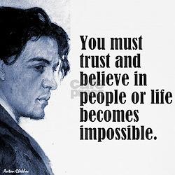 """Chekhov """"Trust"""" T"""
