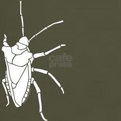 Big White Stink Bug T-Shirt