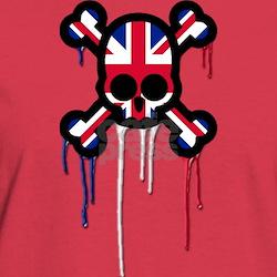 British Punk Skull Tee
