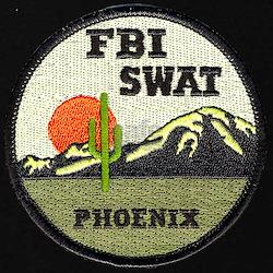 Phoenix FBI SWAT T-Shirt