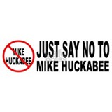 Anti Mike Huckabee Mug