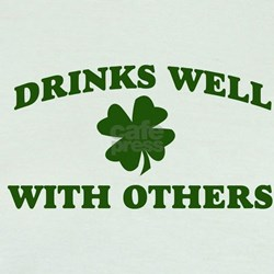 Drinks well with others T