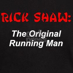 Rick Shaw Running Man T-Shirt