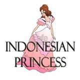 Indonesian Princess Mug